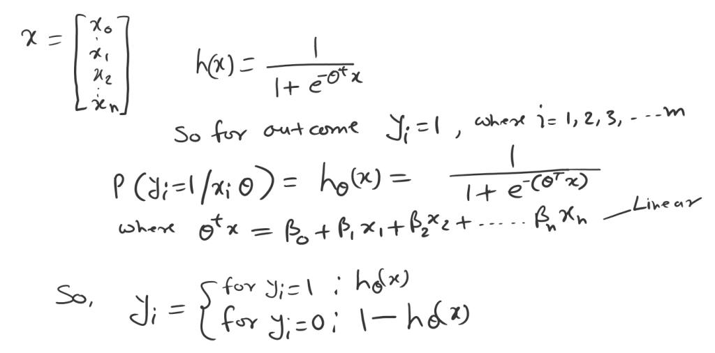 Maximum likelihood estimation.
